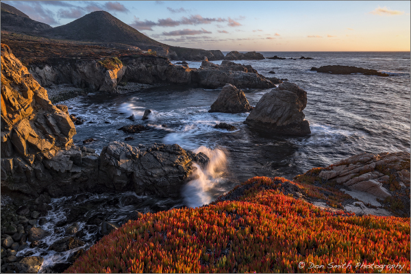 Soberanes Cove, Big Sur Coast