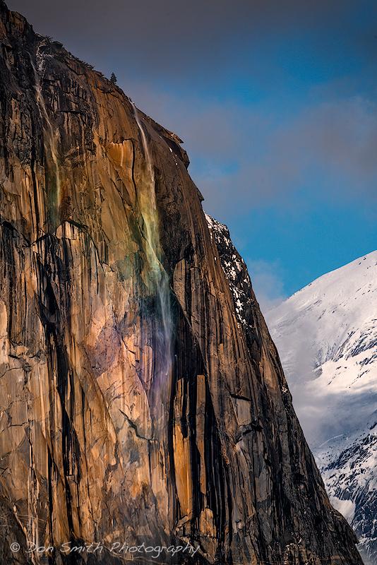 Horsetail Fall, Yosemite National Park