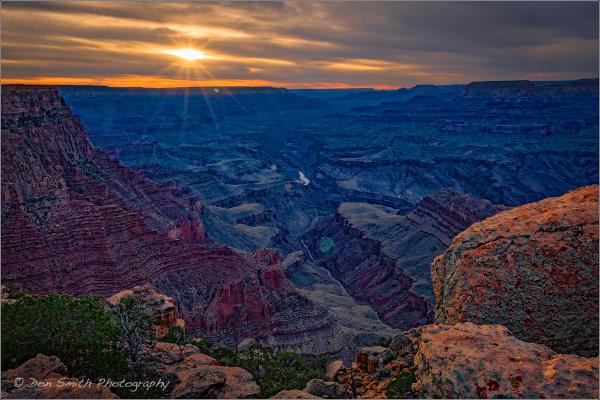 Lipan Point Sunset, Grand Canyon National Park