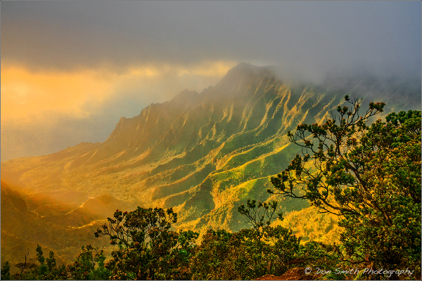 Na Pali Magic, Kalalau Valley, Kauai