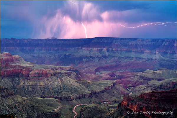 Hell's Fury, Grand Canyon National Park