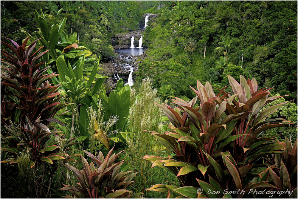 Umauma Pools, Hana, Maui, Hawaii