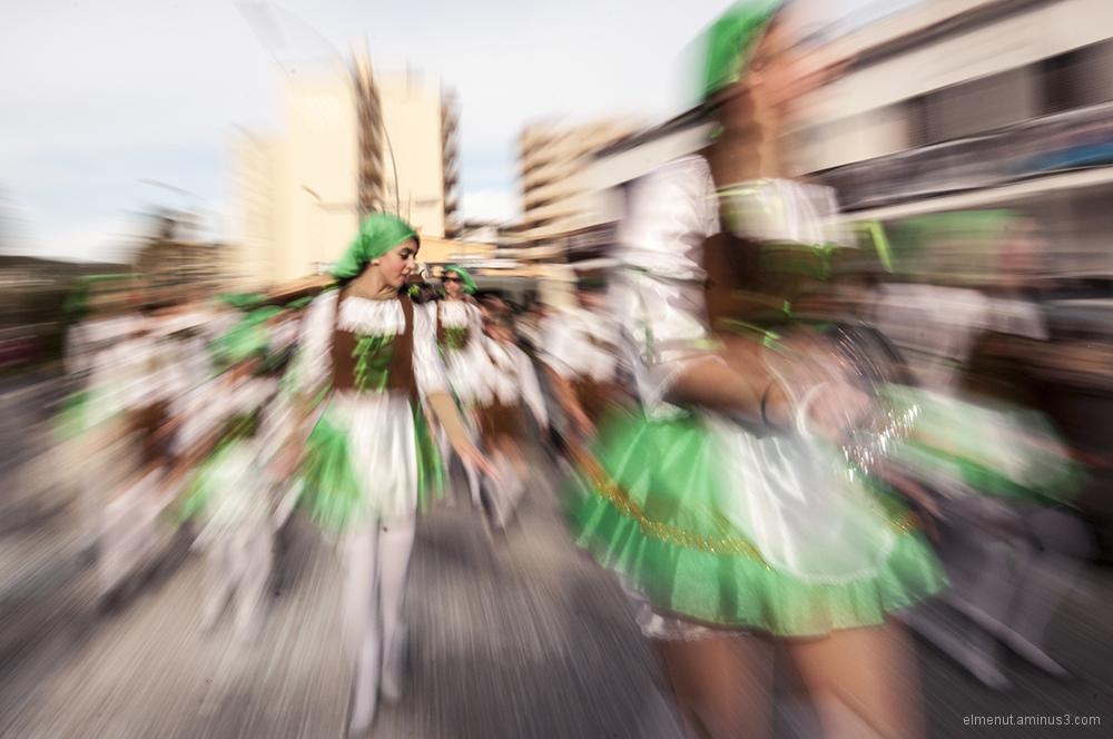 carnaval  2014 kinbedeball