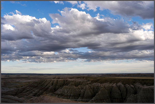 The Beauty of the Badlands