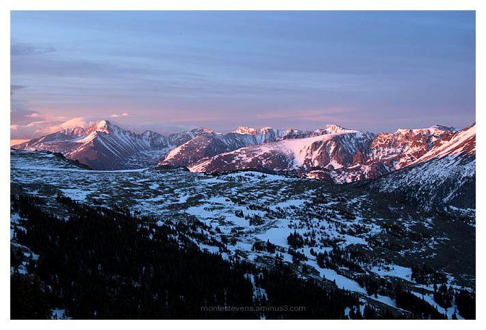 Longs Peak...