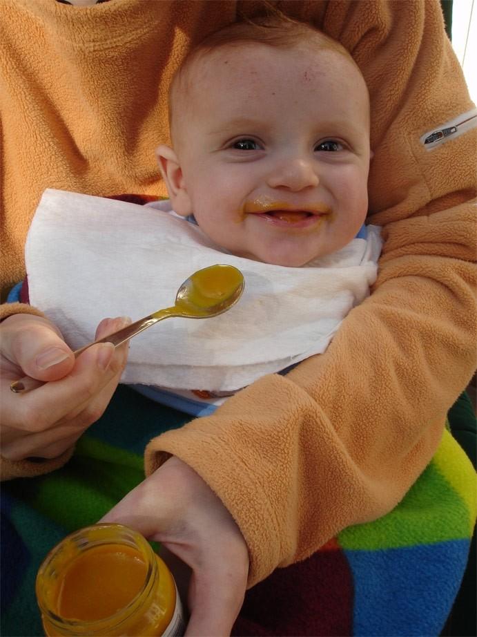 Carrot smile
