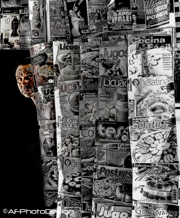 Magazine Man