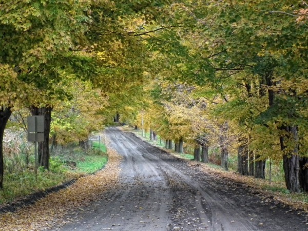 that country road