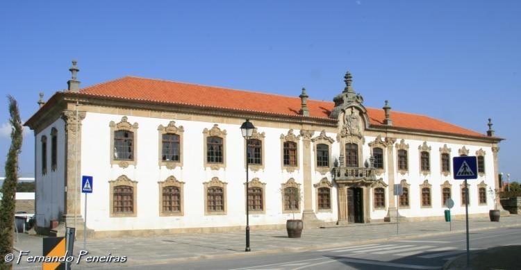 Casa do Cabo e Palácio da Justiça - Portugal