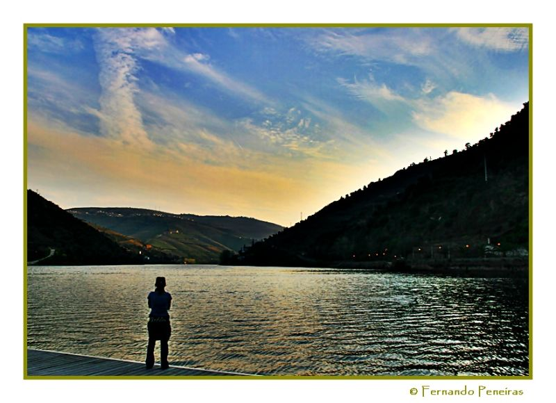 A ver o rio Douro