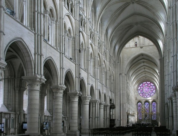 La nef de Laon