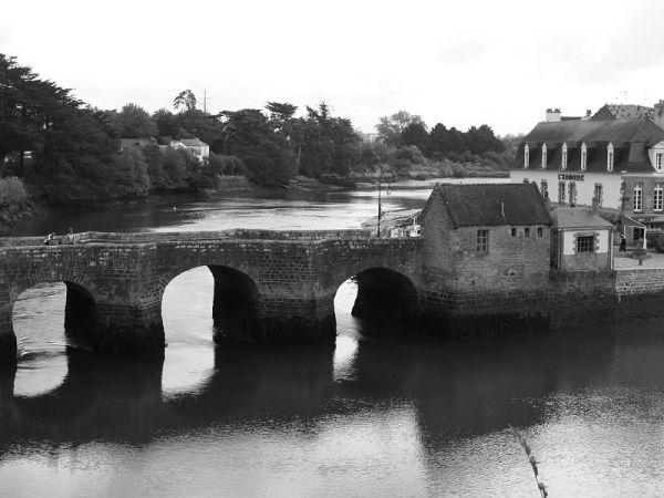 Bretagne. Morbihan. Auray.