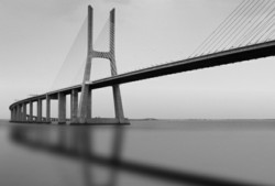 Vasco da Gama bridge 1