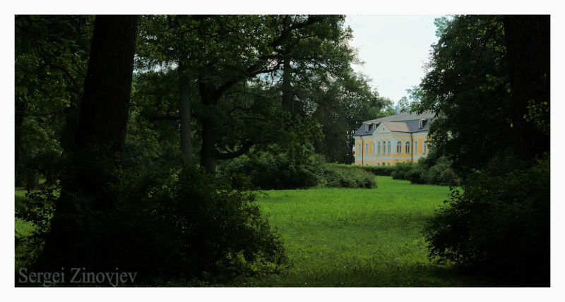 Kehtna Mõis (Manor) in Estonia
