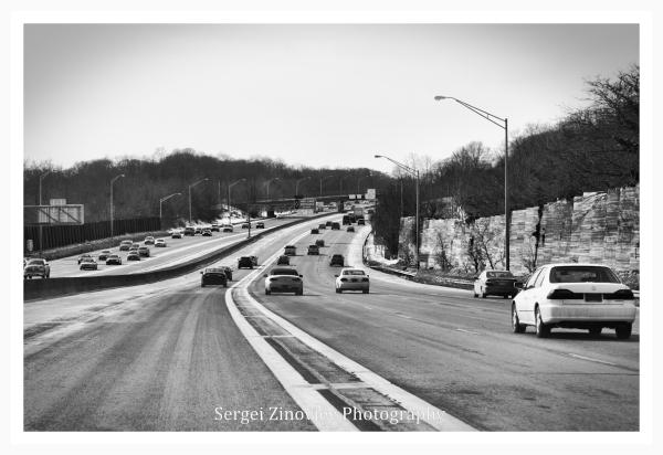 Long Island traffic