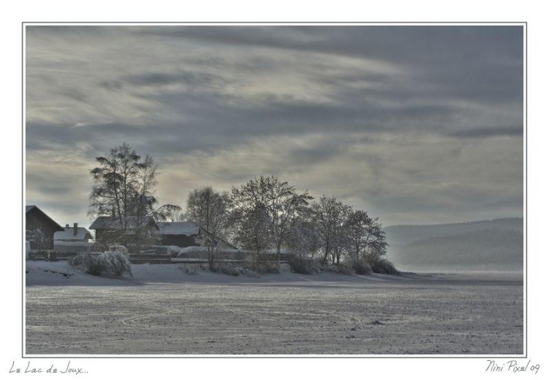 Le Lac de Joux...