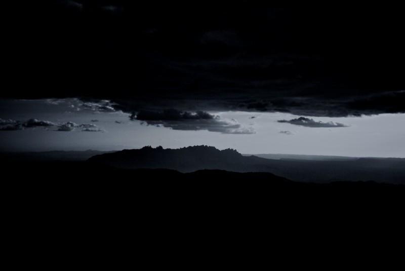 Montserrat chain mountain range