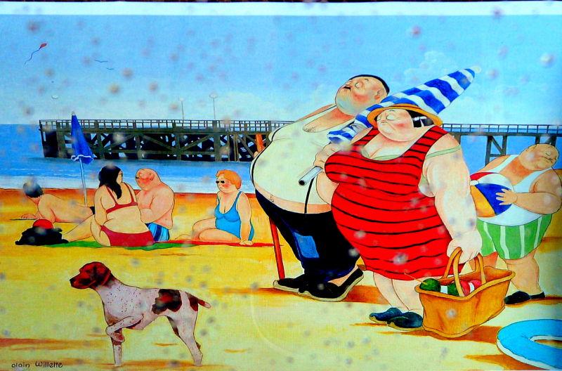 Bains de mers