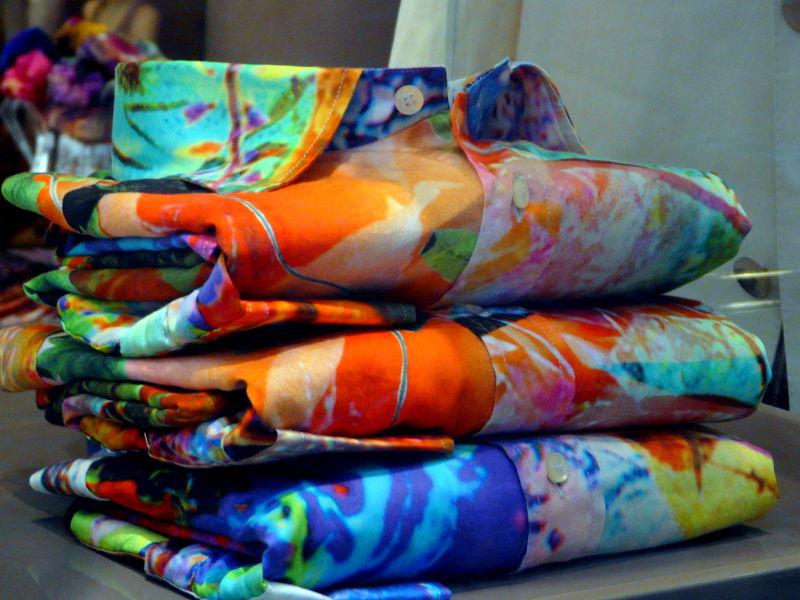 Mode italienne .... en couleurs