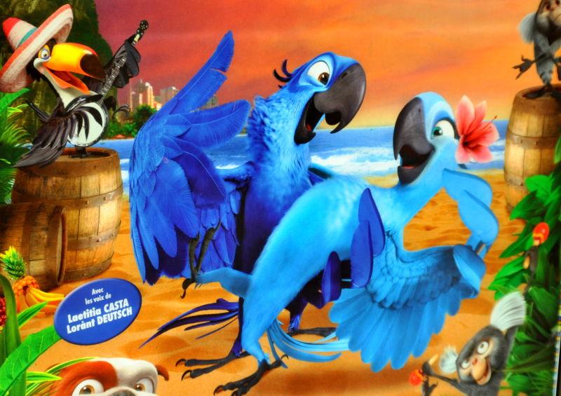 Blu et Perla