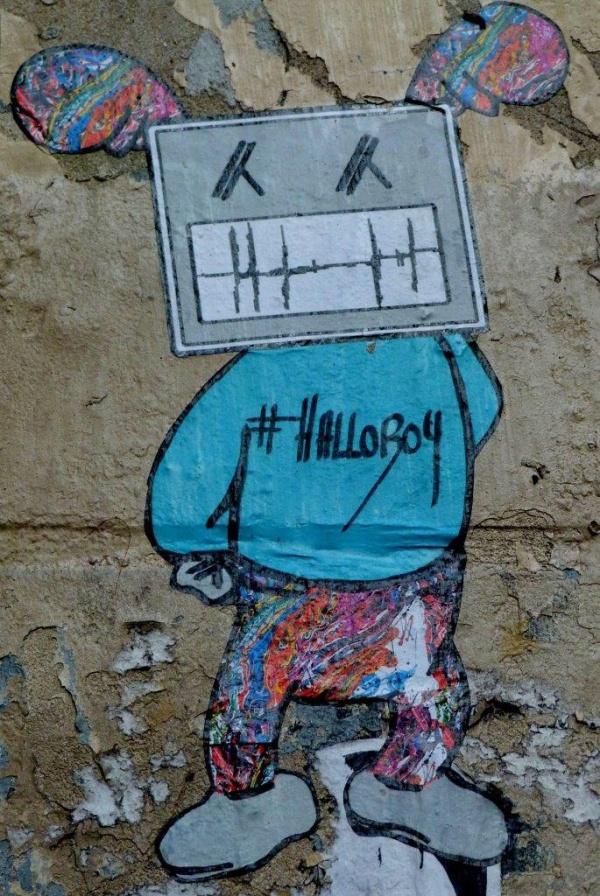 Halloboy