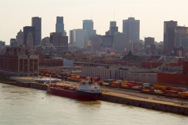 Centre-ville et Vieux-Port de Montréal