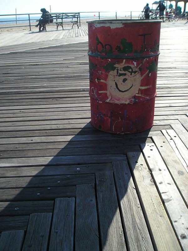 Image taken in Coney Island