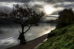 Loch Lomond morning 1