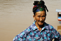 Woman from Laos