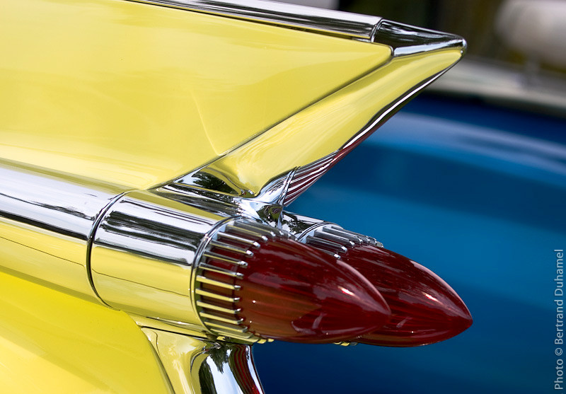 1959 Cadillac tail lights