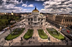 Bellas Artes - Mexico city