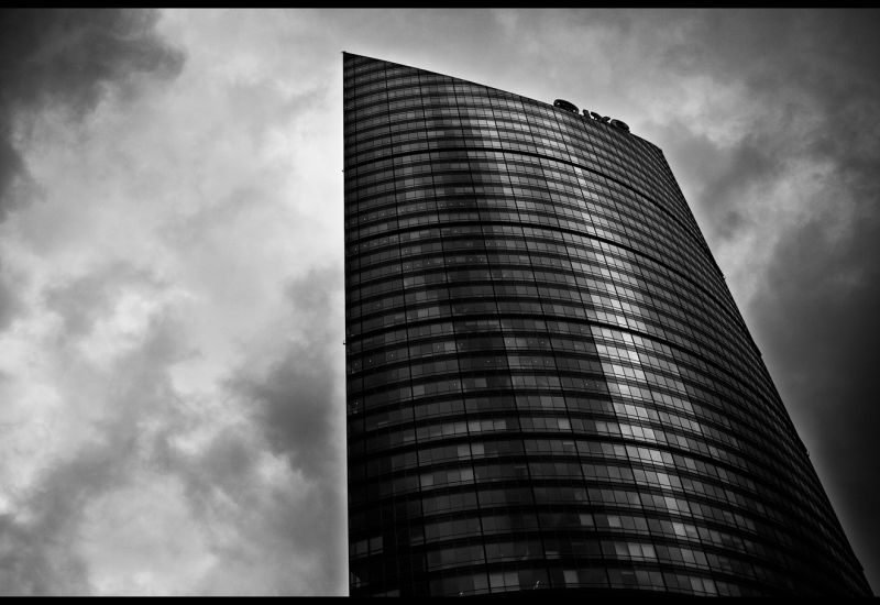 Tower on Reforma, Mexico City.