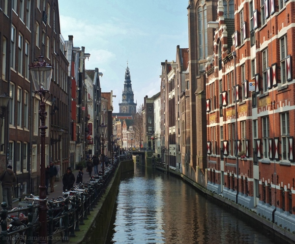 Amsterdam and it´s canals