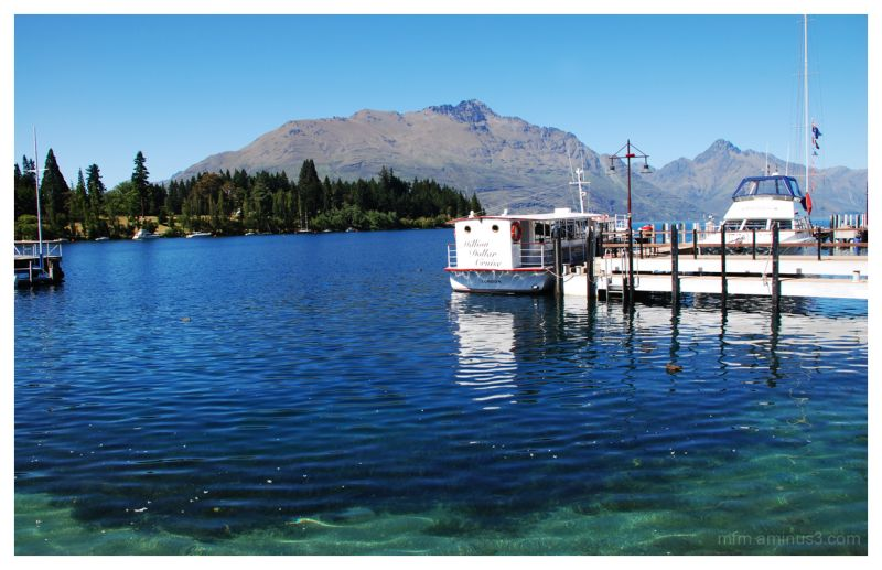Lake Wakatipu III