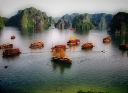 Halong Bay - A Dreamy Bay