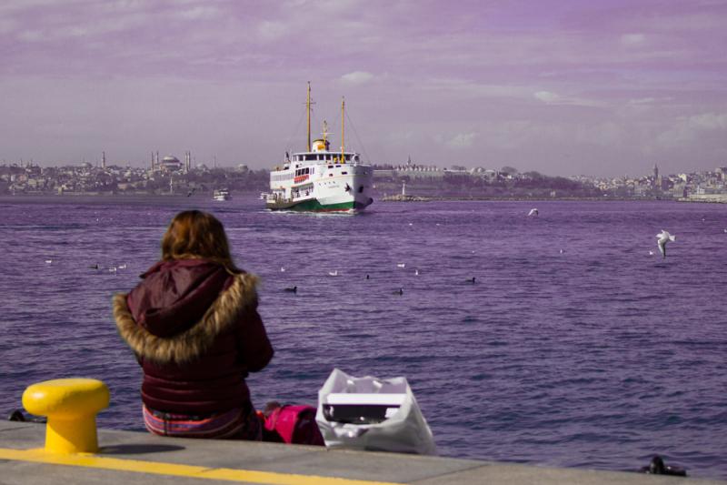 Istanbul , Bosfor