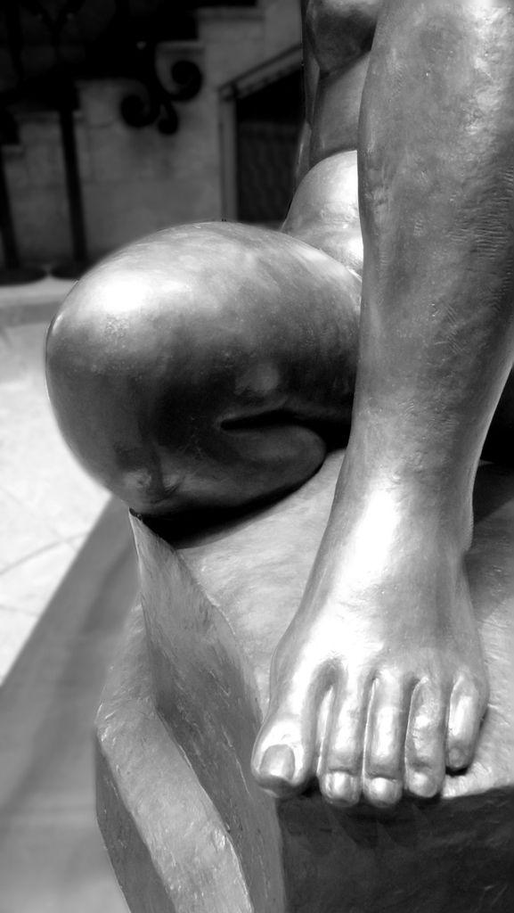 Escultura d'Arístides Maillol _III