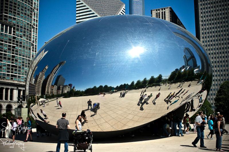 The chicago blob