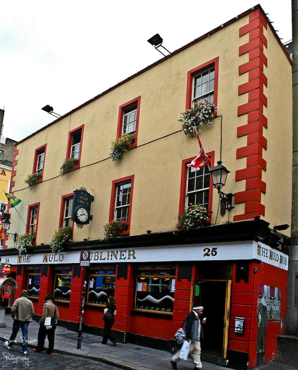 The Auld Dubliner Dublin