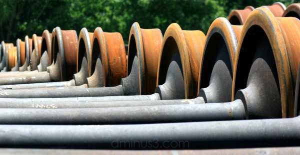 Train Wheels