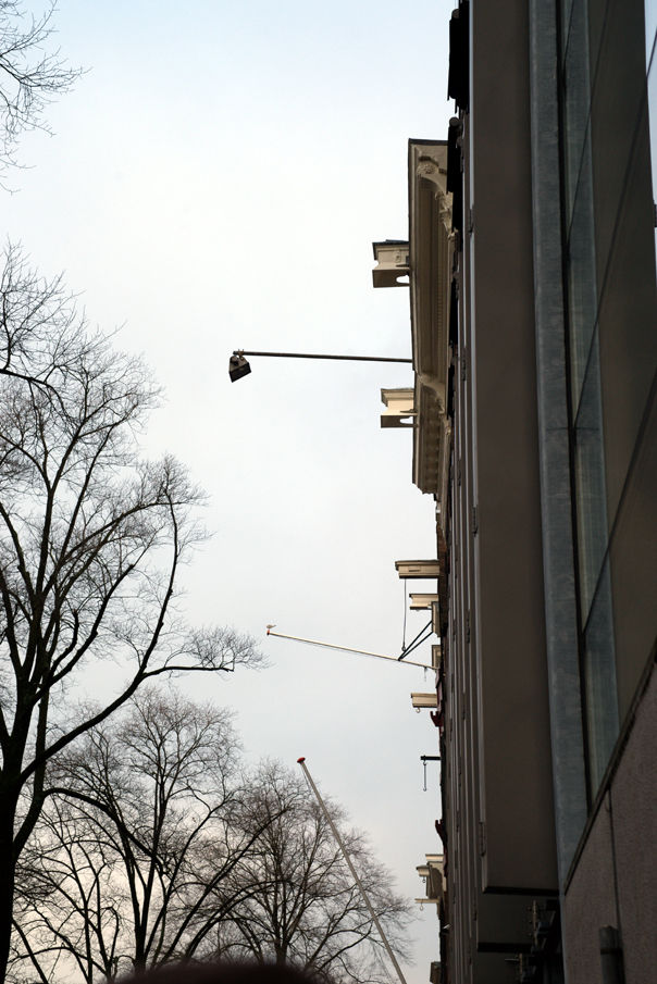 House pulleys, amsterdam