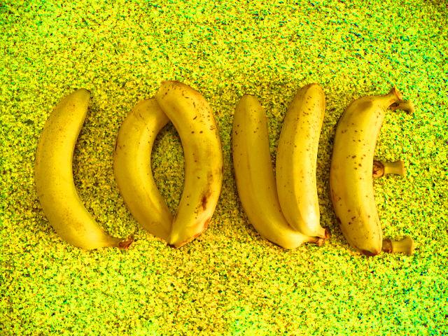 Bananas, Bs. As, Argentina.