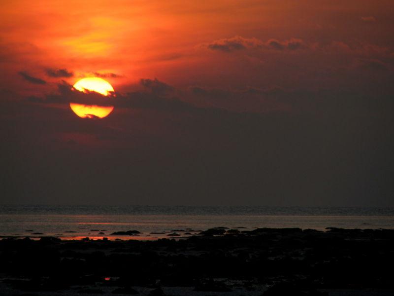 Andaman sunrise