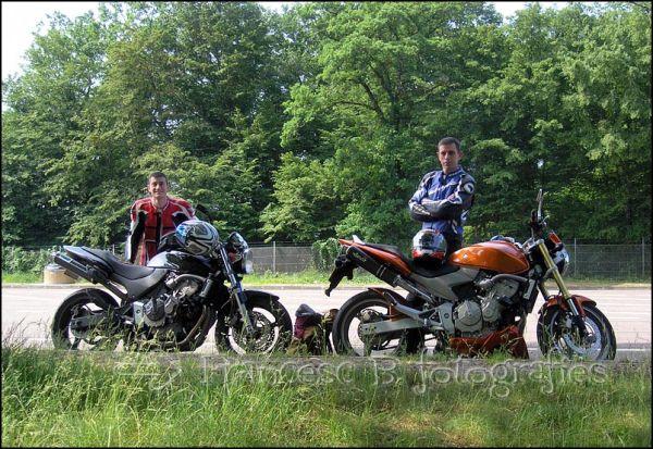 Deux motards - 4