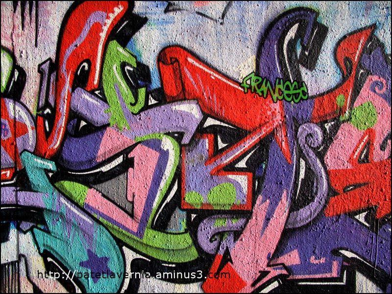 Multicolore (détail)