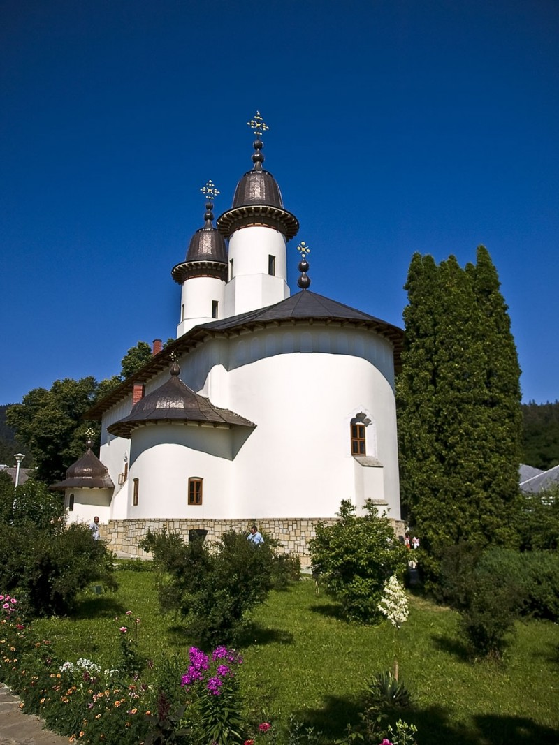 valenttin convent monastere manastire