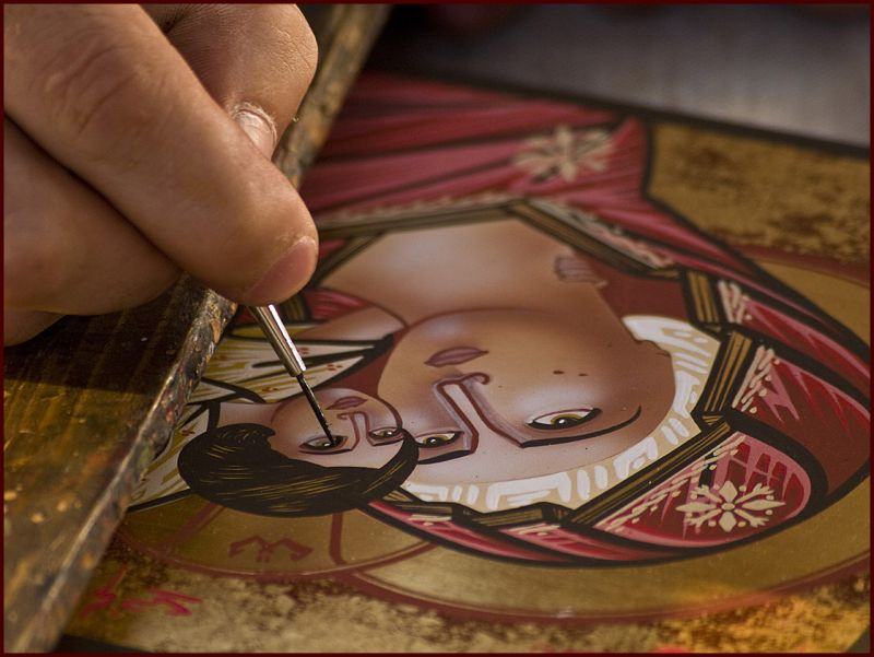 traditions: icons III