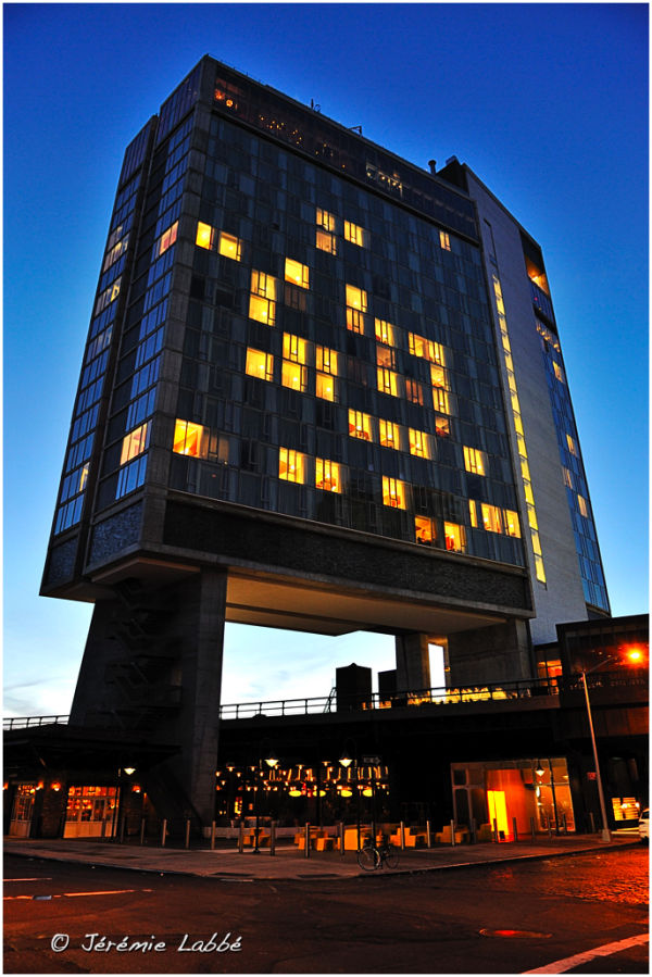 Standard Hotel, Meatpacking District, New York