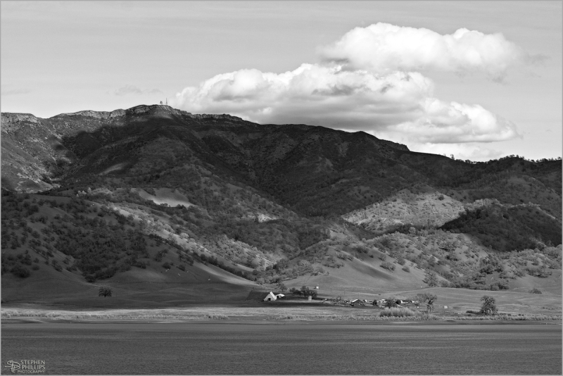 Lake Berryessa at Mount Anderson