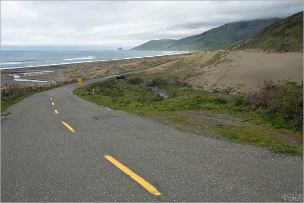 Lost Coast Route 211 Humboldt County California